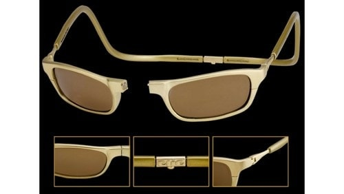 #3. Shiels Jewellers Emerald Sunglasses