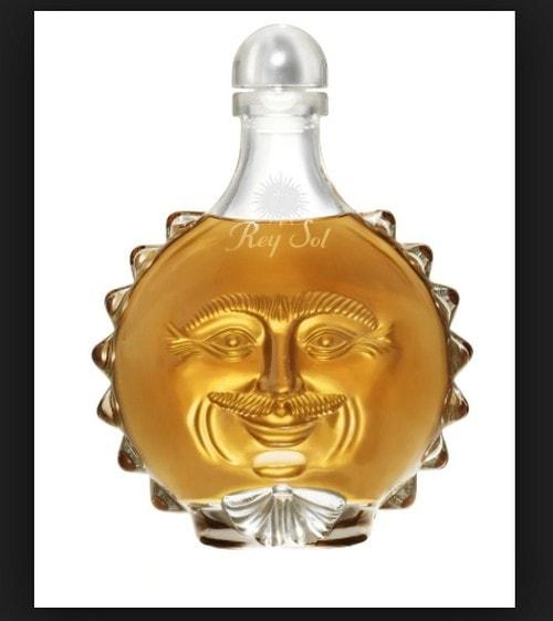 #8. Rey Sol Anejo Tequila