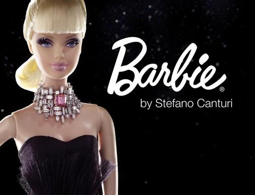 #11. Stefano Canturi Barbie or Diamond Barbie
