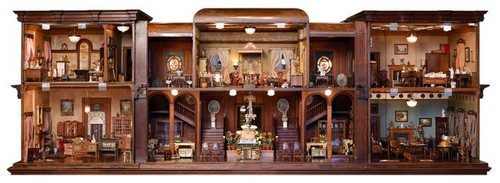 #12. Titania's Palace Doll House
