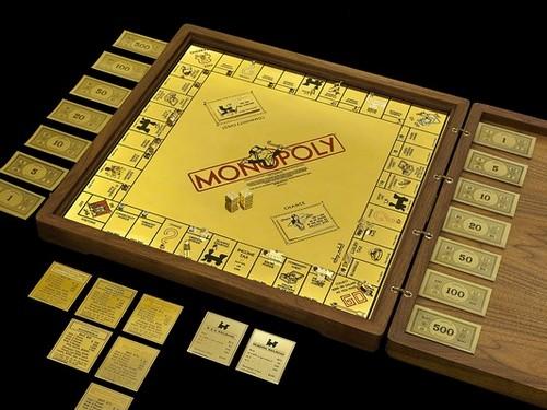 #7. Golden Monopoly