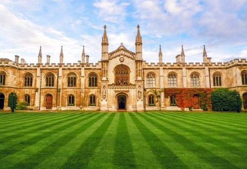 #8. University of Cambridge, UK