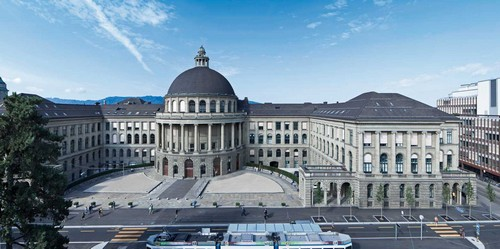 #9. ETH Zurich – Swiss Federal Institute of Technology, Switzerland