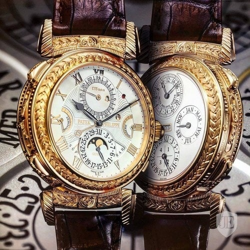 Most Expensive Watch Brand - 1