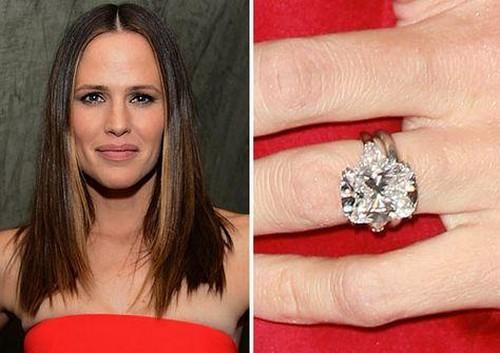 #11. Jennifer Garner's Expensive Wedding Ring