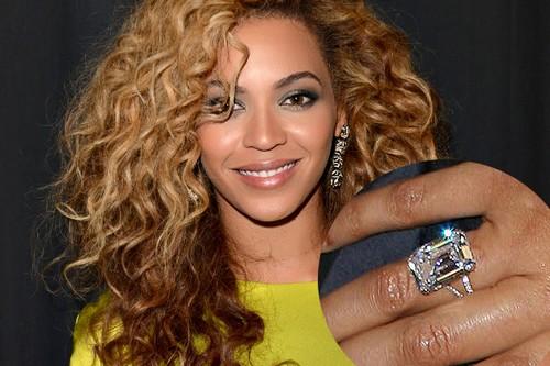 #2. Beyonce's Ring