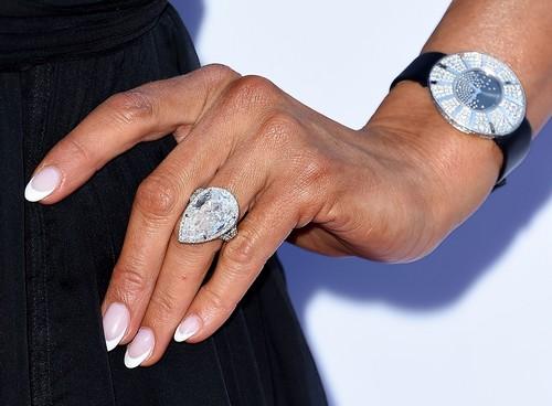 #3. Paris Hilton's Expensive Wedding Ring