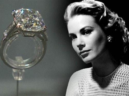 #4. Grace Kelly's Ring
