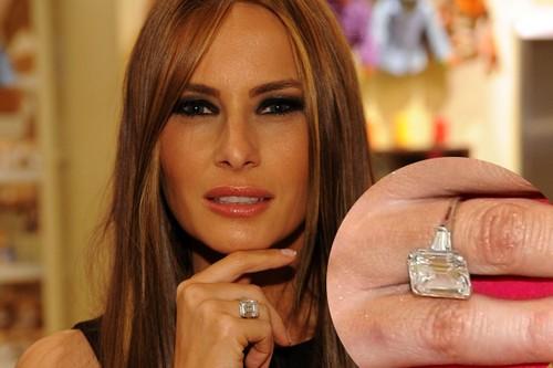 #6. Melania Knauss's Ring
