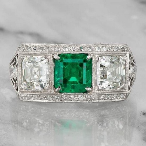 #7. Jacqueline Onassis's Ring