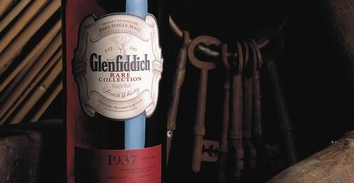 #10. Glenfiddich 1937 Expensive Whiskey