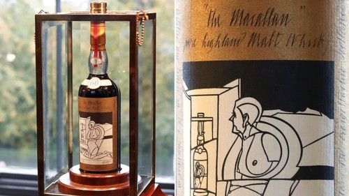 #3 The Macallan Valerio Adami 1926 60-year-old