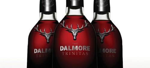 #7. Dalmore 64 Trinitas Expensive Whiskey