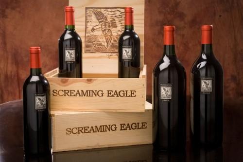 #1. Screaming Eagle Cabernet Sauvignon 1992