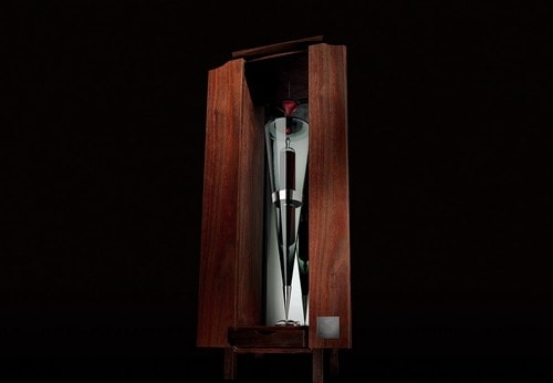 #7. Ampoule From Penfolds Expensive Wine