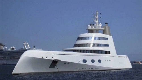 #10. Superyacht A Expensive Yacht