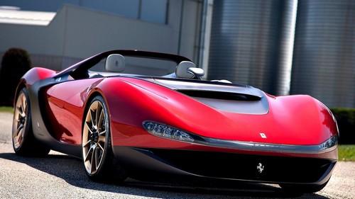 #10 Ferrari Pininfarina Sergio
