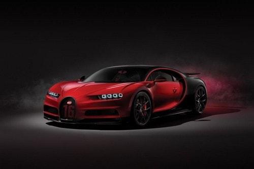 #11 Bugatti Chiron
