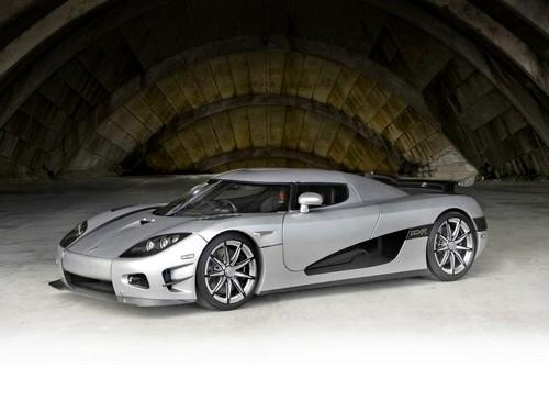 #4 Koenigsegg CCXR Trevita