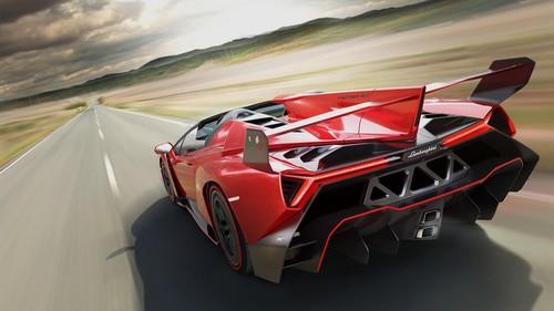 #5 Lamborghini Veneno
