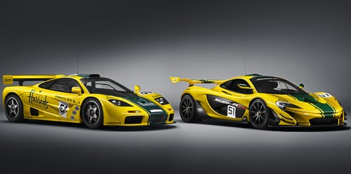 #6 McLaren P1 LM