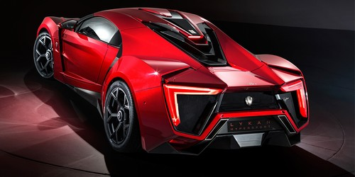 #7 W Motors Lykan Hypersport