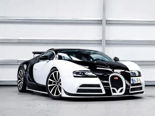 #8 Limited Edition Bugatti Veyron By Mansory Vivere