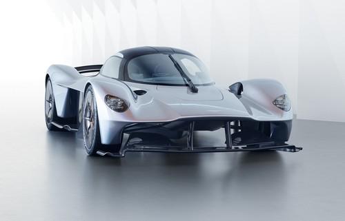 #9 Aston Martin Valkyrie
