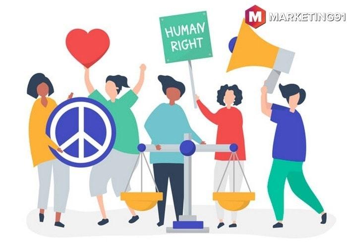 Participate in social causes