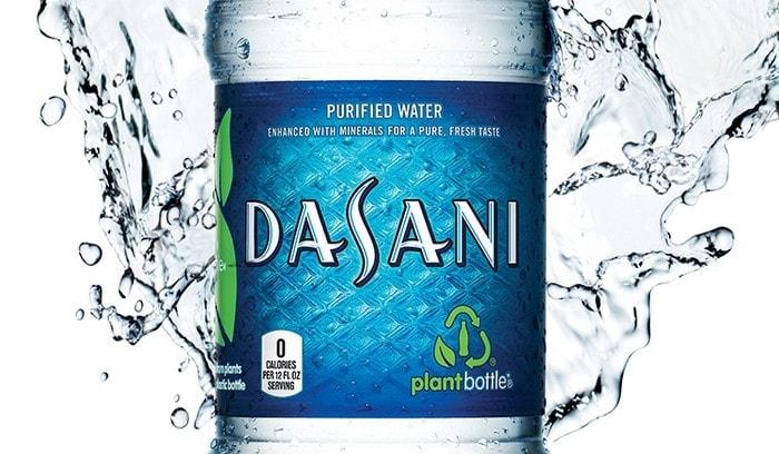 #5 Dasani