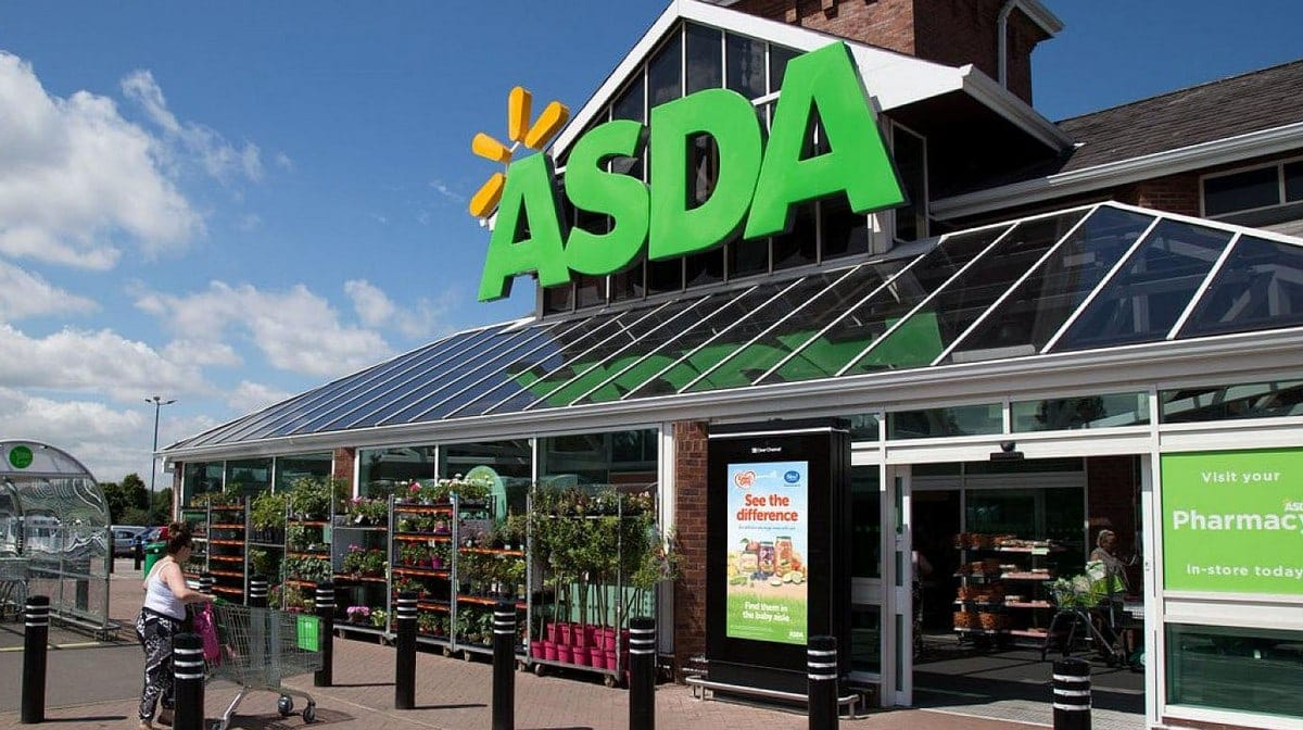 SWOT Analysis of Asda