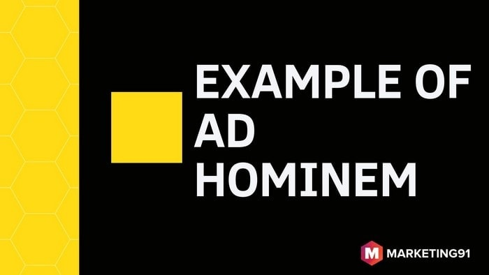 The functionality of Ad Hominem