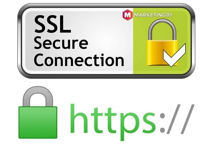 The importance of the SSL certificate