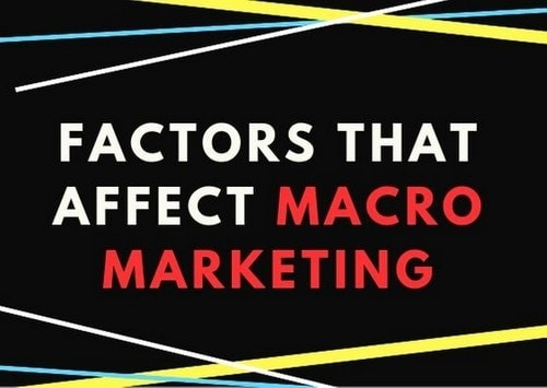 What is Macromarketing