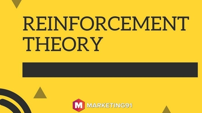 examples of reinforcement theory