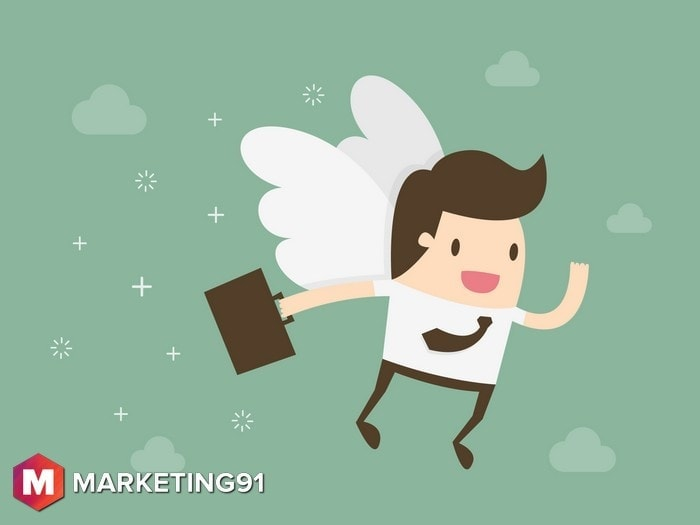 the list of non-affiliated angel investors