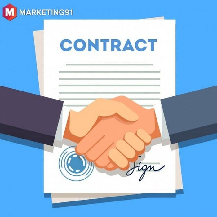 Capacity to get into a contract