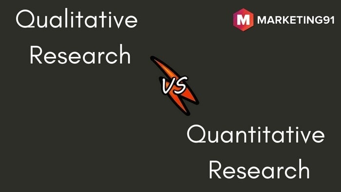 Key Differences between Qualitative Research and Quantitative Research - 1