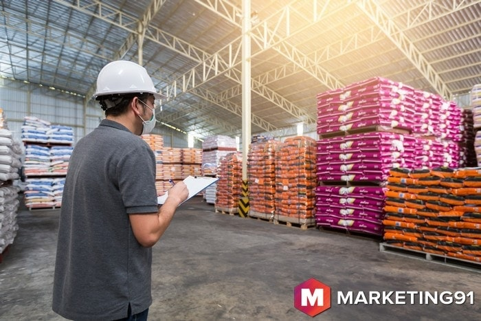 Role of Distribution Centre in Supply Chain