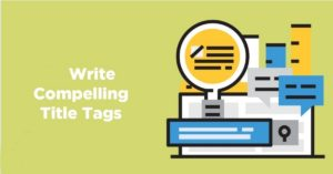 Role of SEO title
