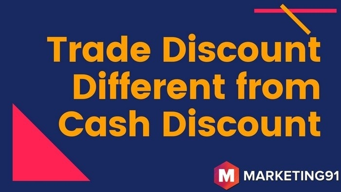 Trade Discount - 2
