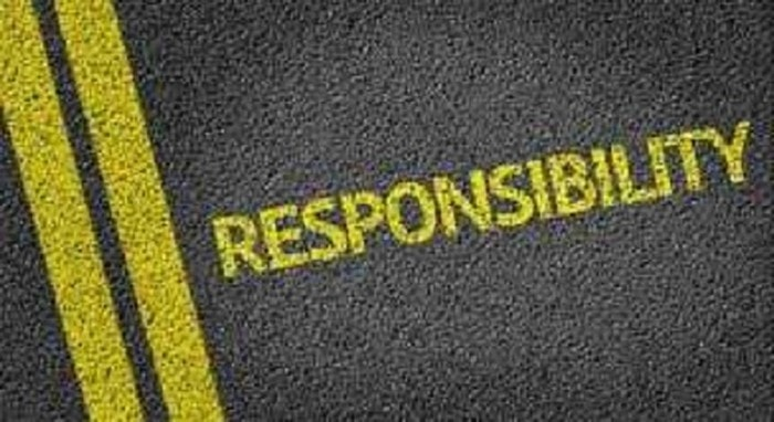 What is diffusion of responsibility