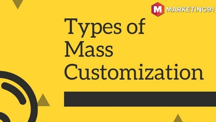 What is mass customization - 1