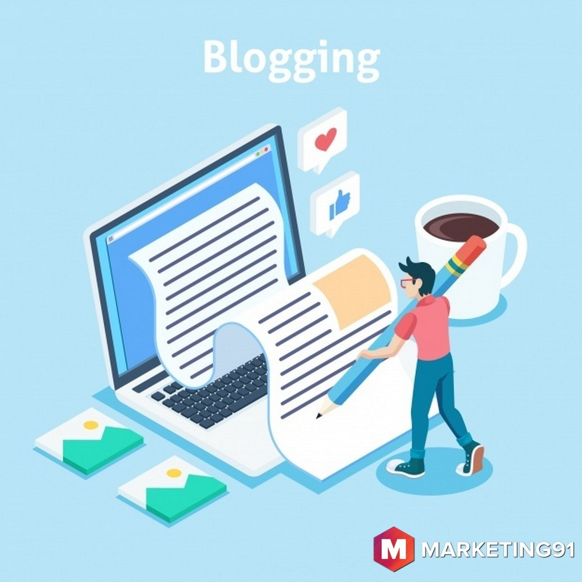 Beginner Mistakes of Blogging