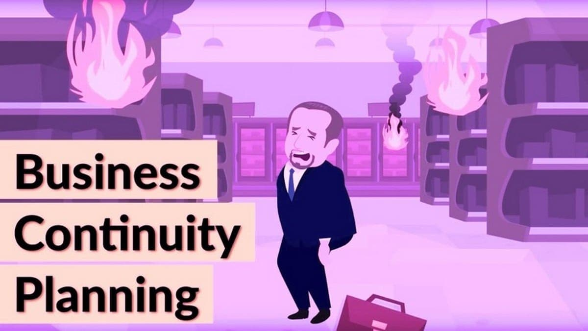 Business Continuity Planning - 1