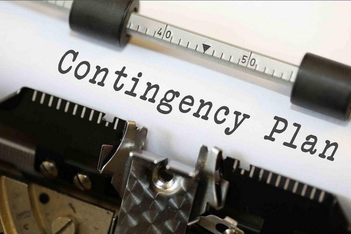 Contingency Plan The Definition
