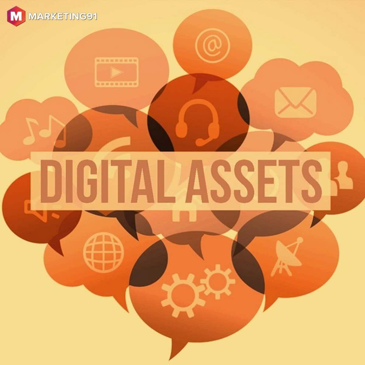 Digital Assets - 1