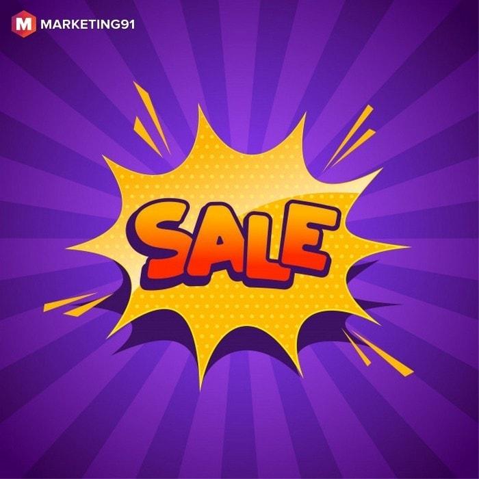Higher Sales