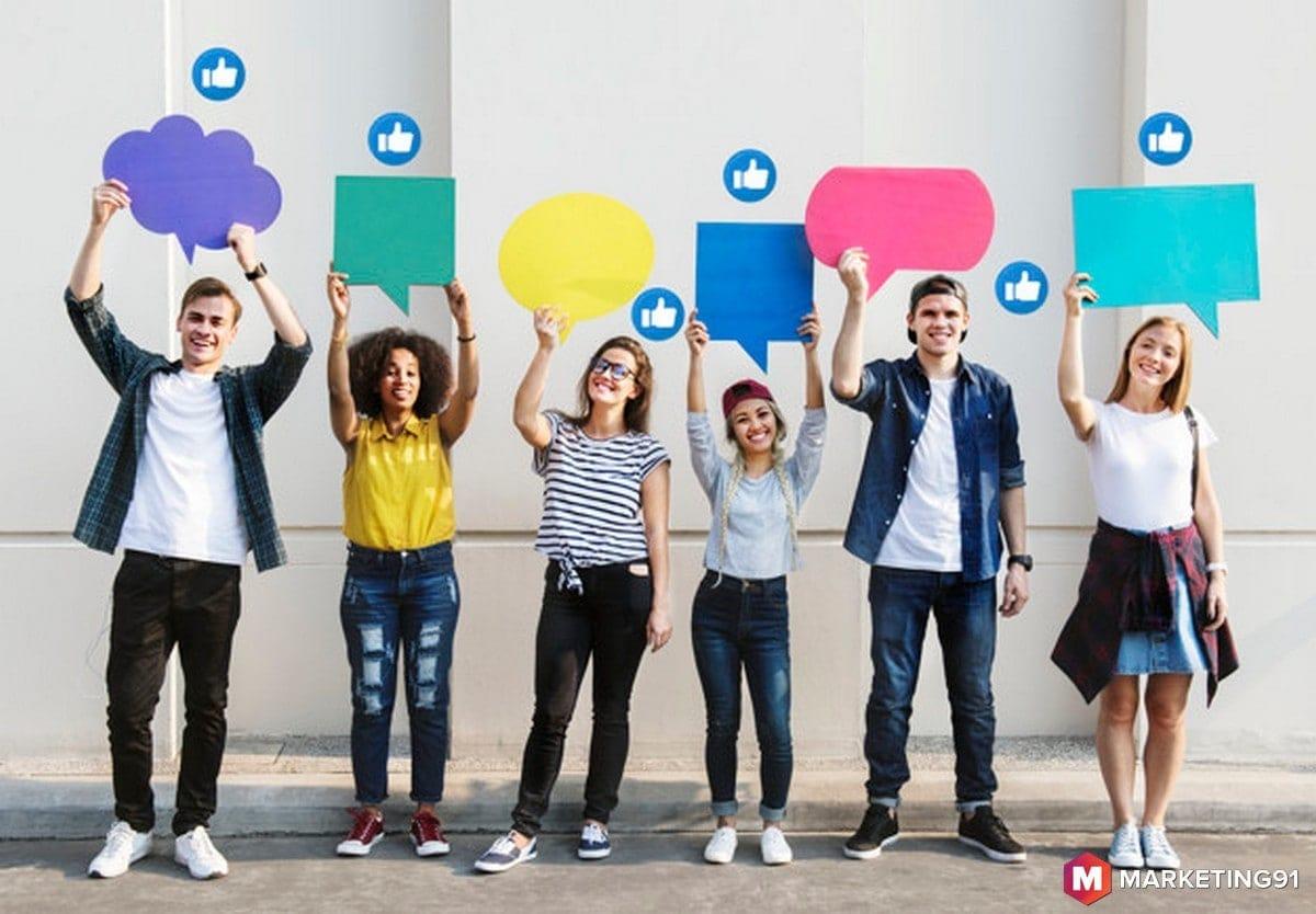 Online Community For Brand Promotion