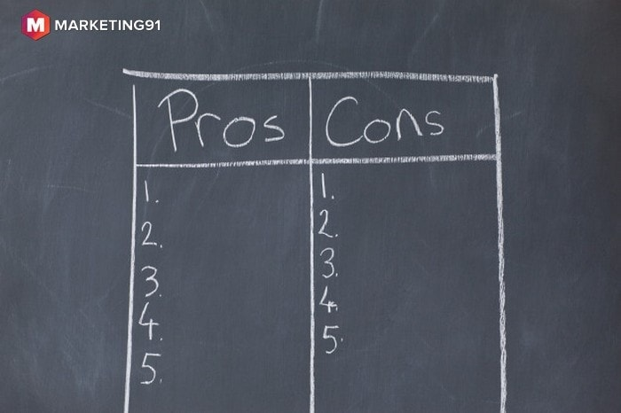 Pros and Cons of closed-ended with examples